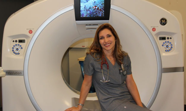Woman of the Month – Carrie Lenamond, M.D.