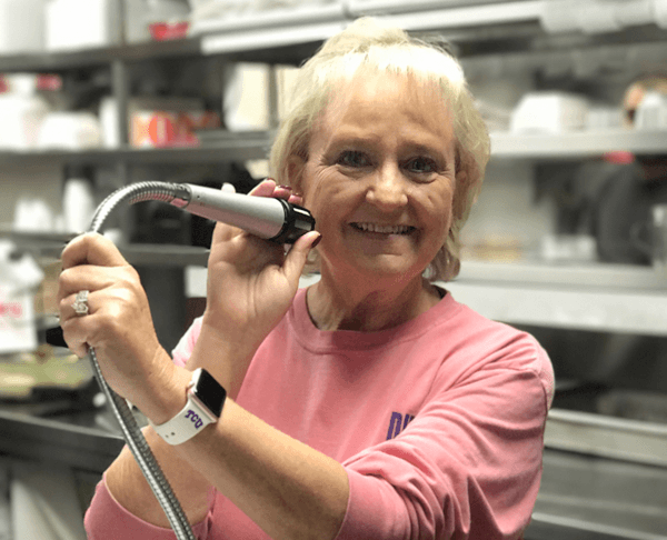 Woman of the Month – Kay Greenlee