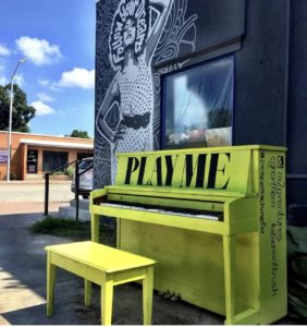 Magnolia Avenue Piano