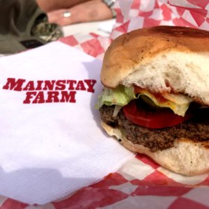 Mainstay Farm Burger