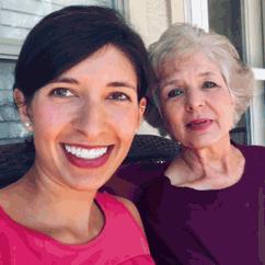 Dr. Barbara Sorrels & Krista Macias
