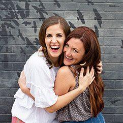 Sabrina Gebhardt & Jodie Miears