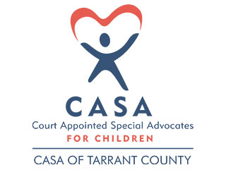 Logo for CASA of Tarrant County