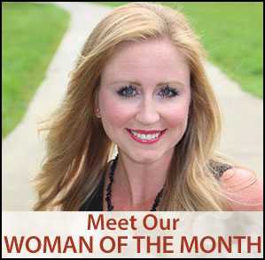 August 2019 Fort Worth Woman's Woman of the Month, Mara Davidson