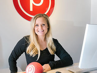 Headshot of Hillary Cornell of Pure Barre Fort Worth