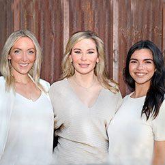 Rachel Armenta, Sara Schuster, & Kayt Grieshaber