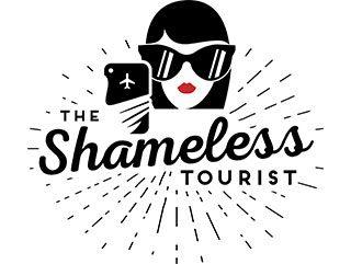 The Shameless Tourist logo