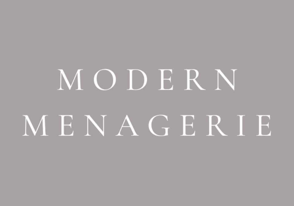 Modern Menagerie