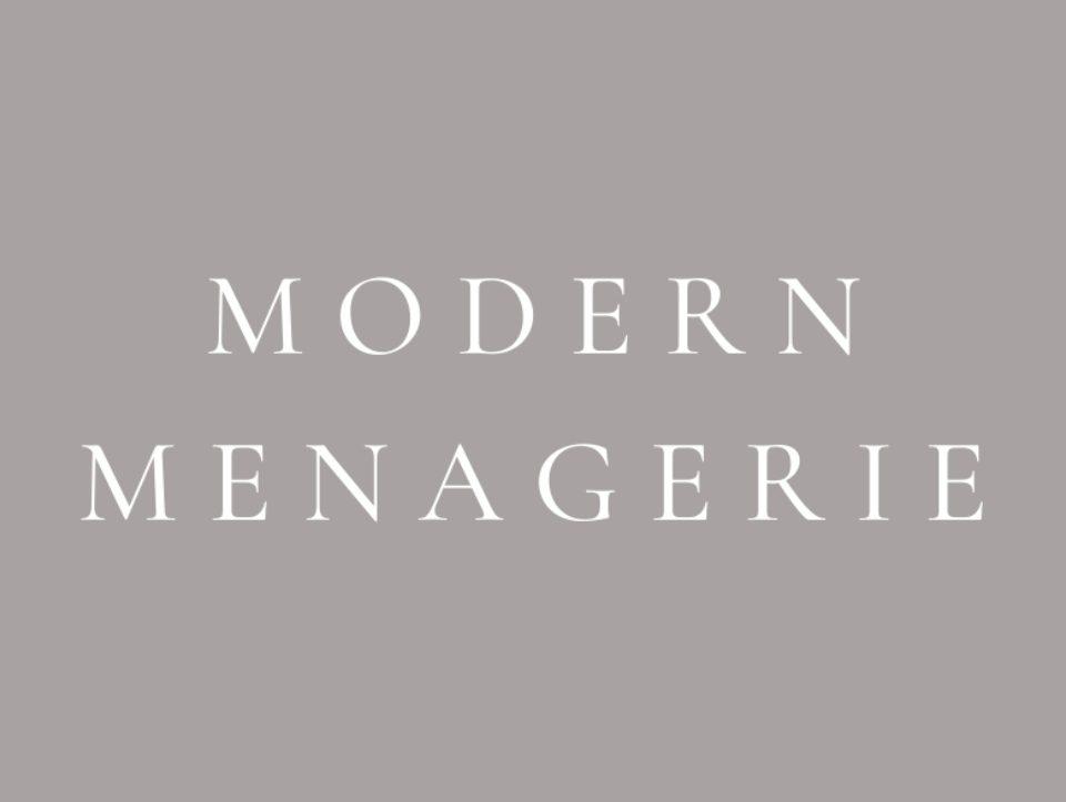 Modern Menagerie logo