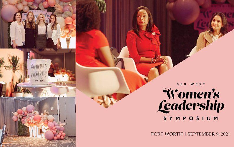 360 West Magazine will host its inaugural Women's Leadership Symposium